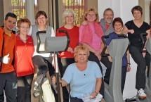 Seit 2010 schon bei uns in der betrieblichen Gesundheitsvorsorge Seniorenheim To Huus aus Varel